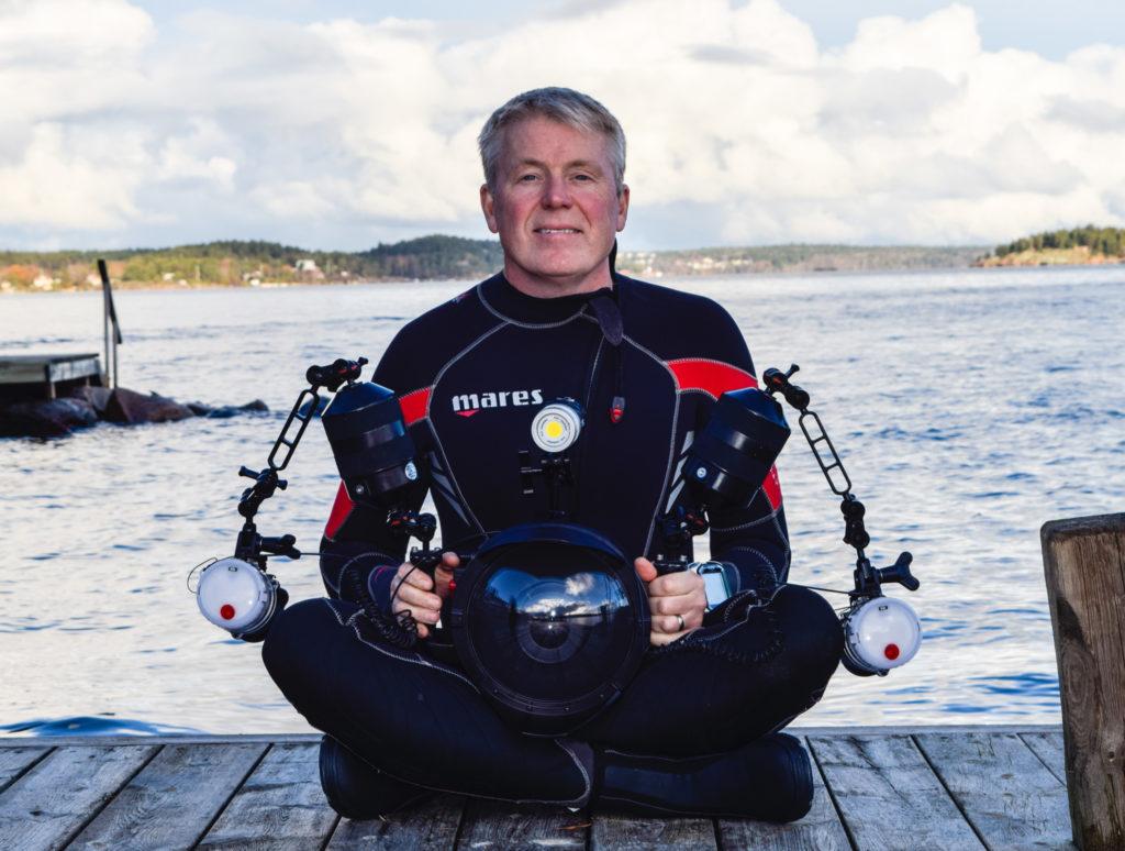 Patrik Jonson underwater photographer