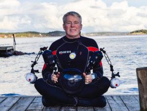 Patrik Jonson - Underwater photographer